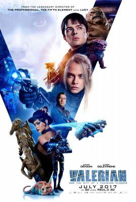 Valerian és az ezer bolygó városa (2017)