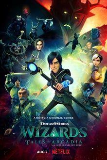 Varázslók: Arcadia meséi 1. évad (2020)