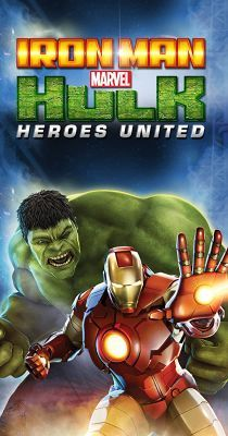 Vasember és Hulk - Egyesített erők (2013)